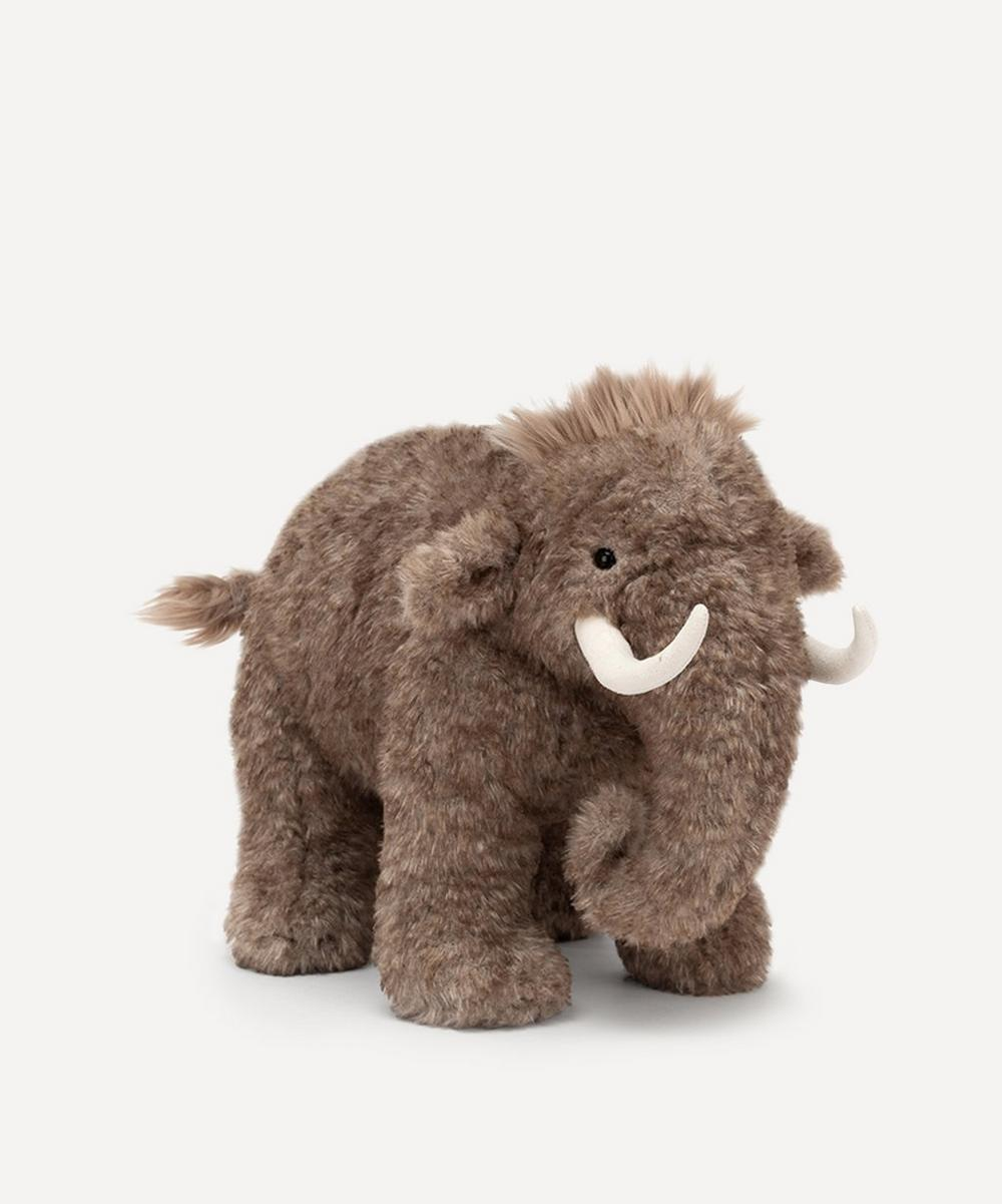 Cassius Woolly Mammoth Soft Toy