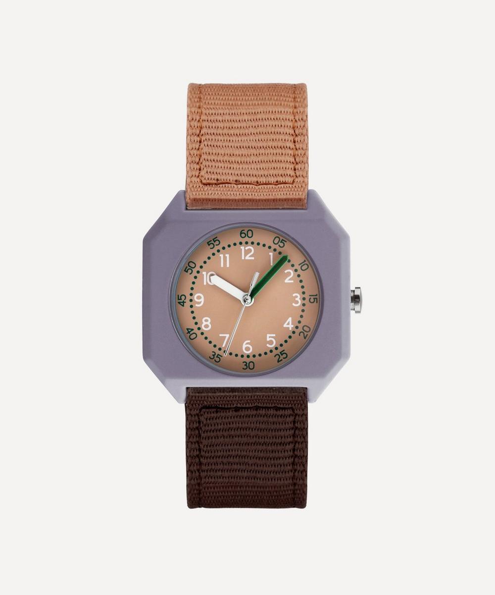 Plum Cake Watch