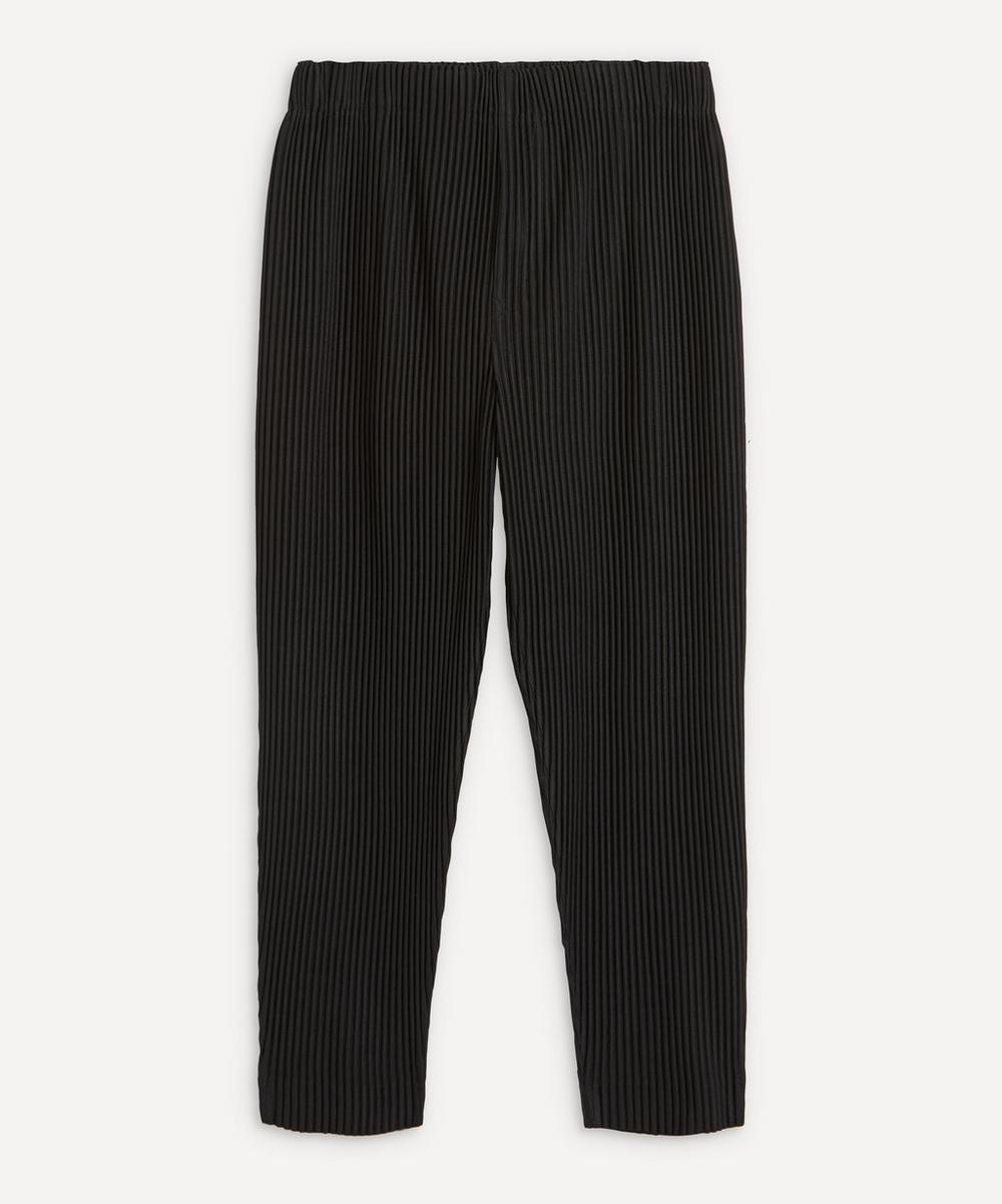 Crop Tapered Trousers