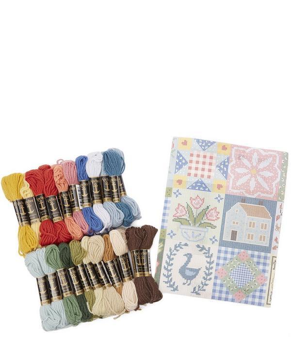 Shaker Patchwork Tapestry Kit