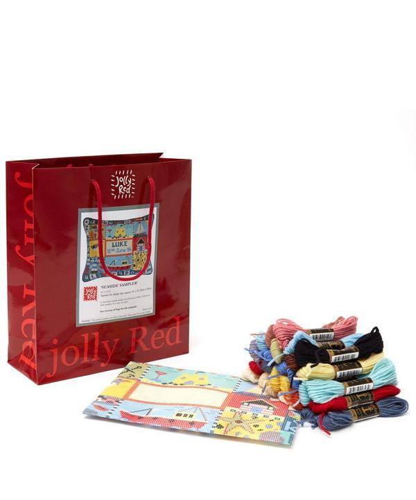 Seaside Sampler Tapestry Kit