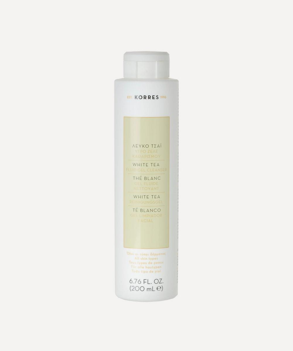 White Tea Fluid Gel Cleanser 200ml