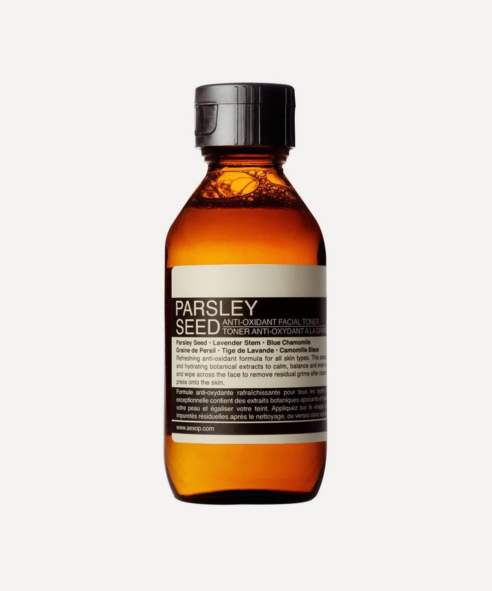 Parsley Seed Anti-Oxidant Facial Toner 100ml