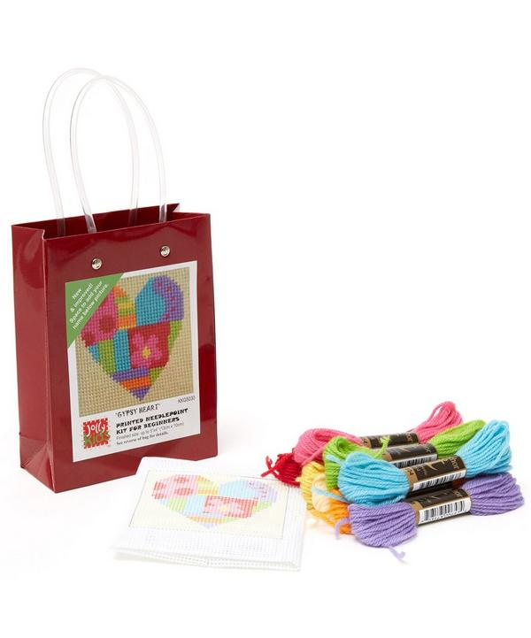 Gypsy Heart Tapestry Kit