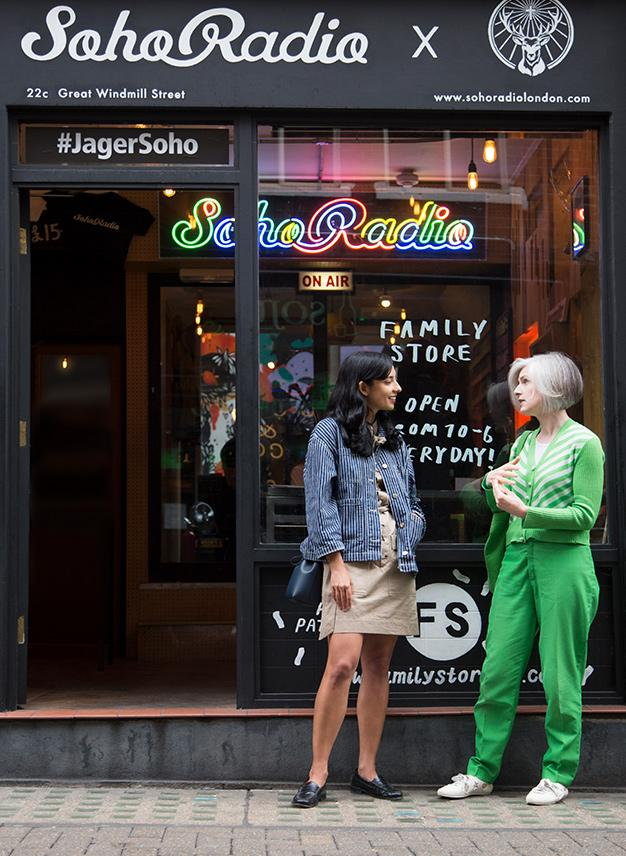 Exploring Soho's Subcultures
