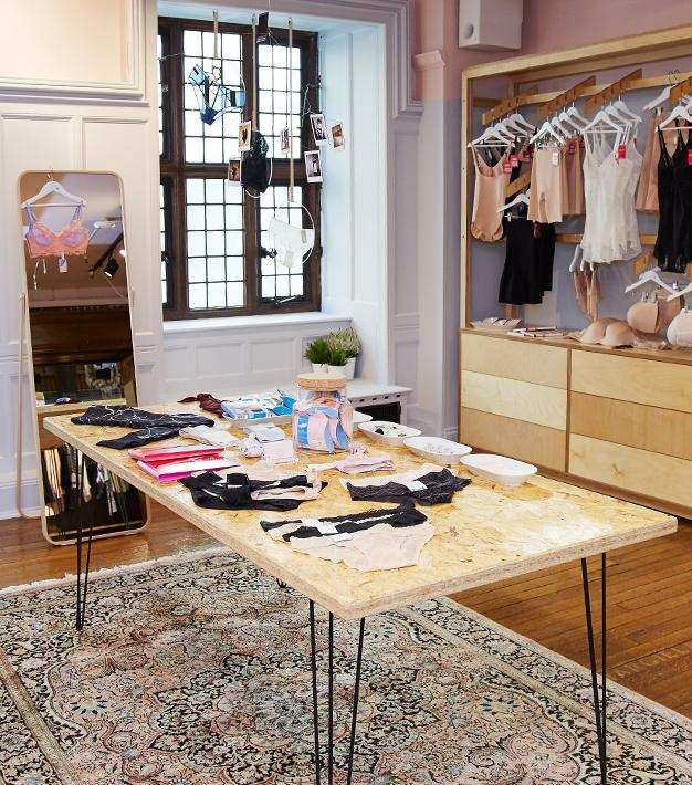 The Pantry Underwear at Liberty London