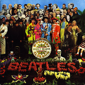 Beatles - Seargent Peppers Lonely Hearts Club Band