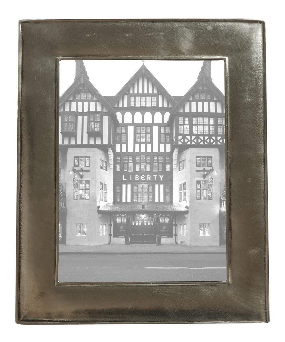 Large Pewter Plain Photo Frame