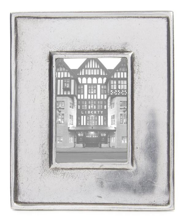 Small Sienna Pewter Photo Frame