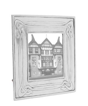 Decorative Pewter Frame
