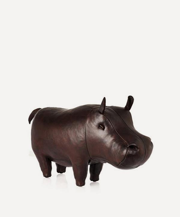 Standard Leather Hippo