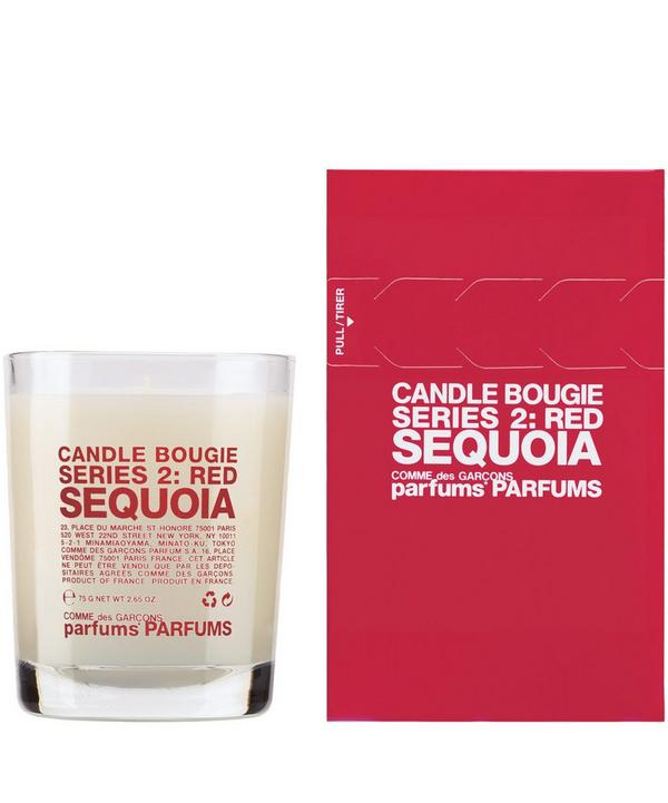 Red Series 2 Carnation Candle 145g