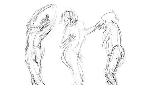 Soho Life Drawing