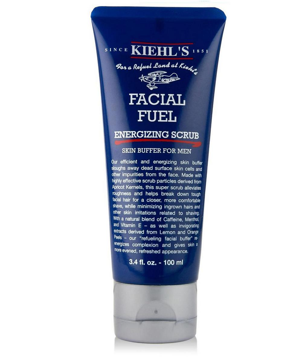 Mens Facial Fuel Energizing Scrub 100ml