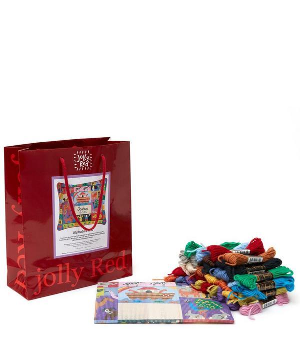 Alphabet Ark Needlepoint Kit