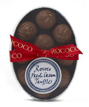 Milk Chocolate Fresh Cream Truffles