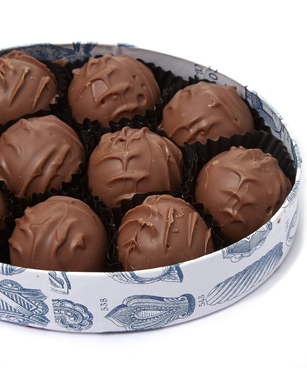 Milk Chocolate Fresh Cream Truffles