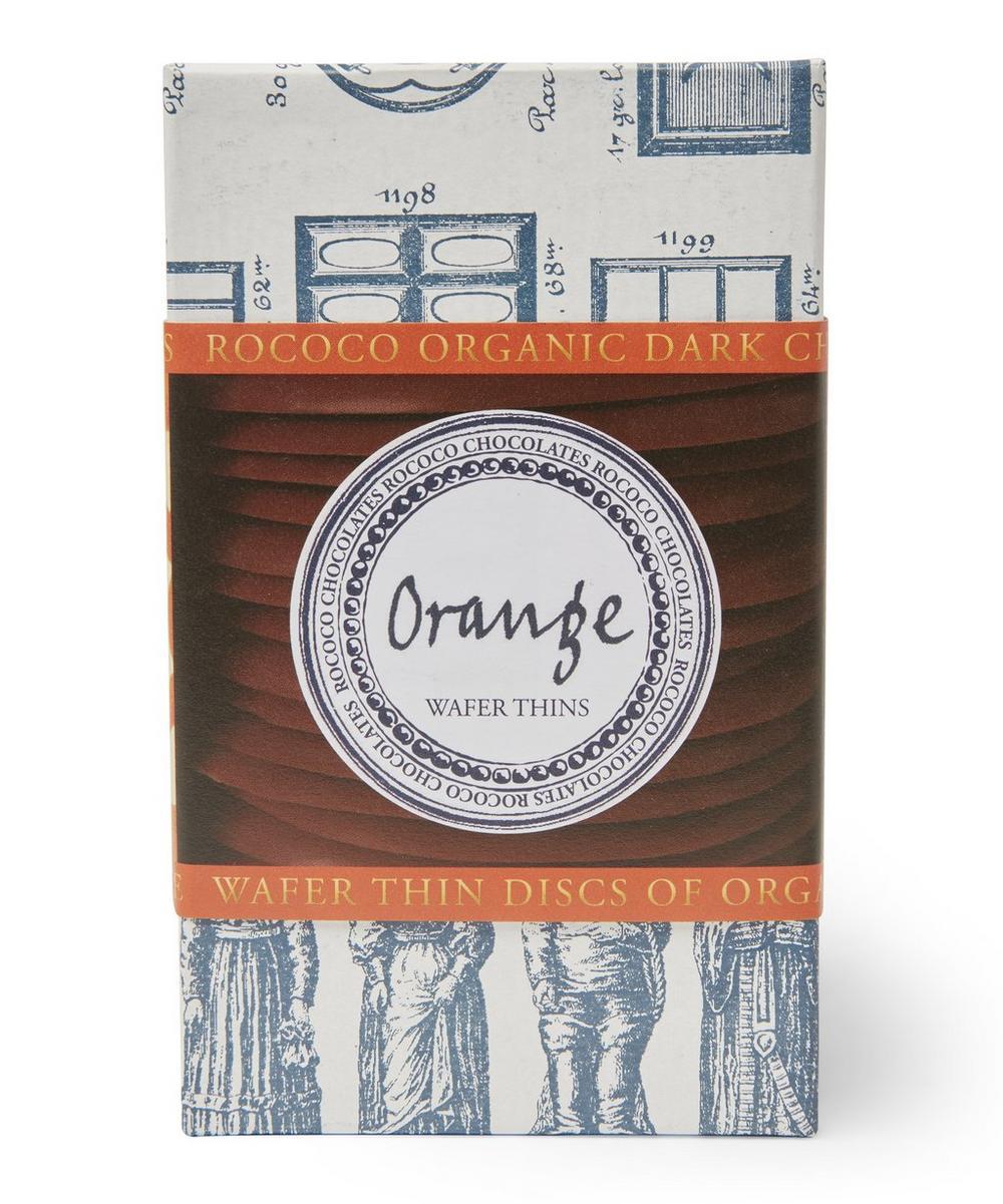 Milk Orange Wafer Thins