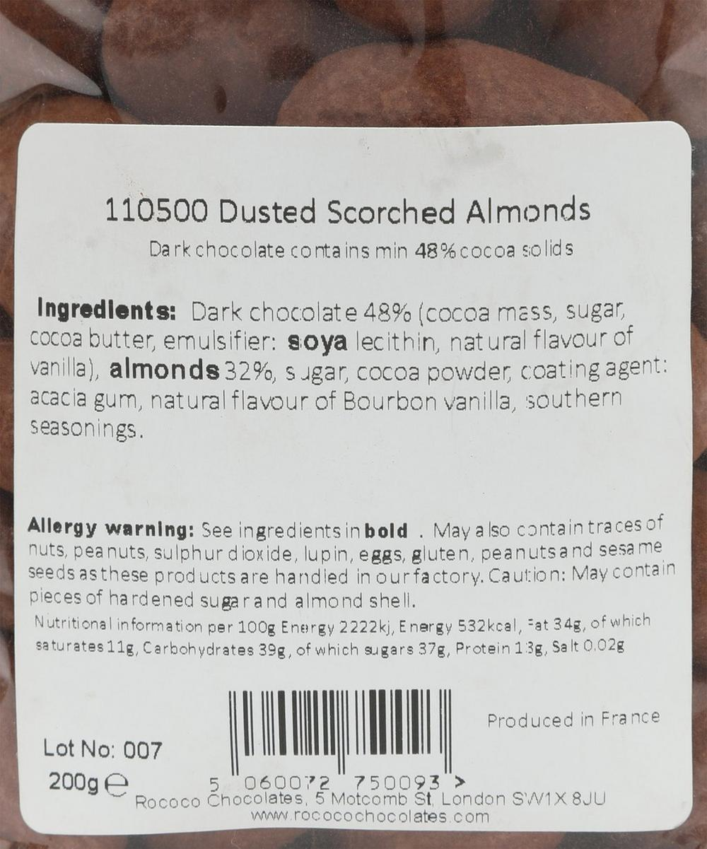 Rococo Dust Scorched Almonds