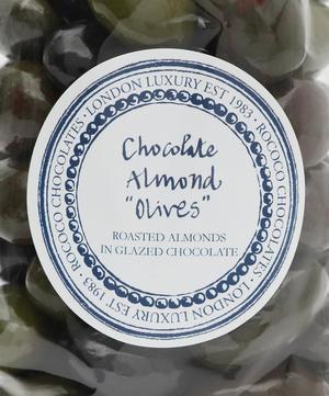 Chocolate Almond Olive Toscanes