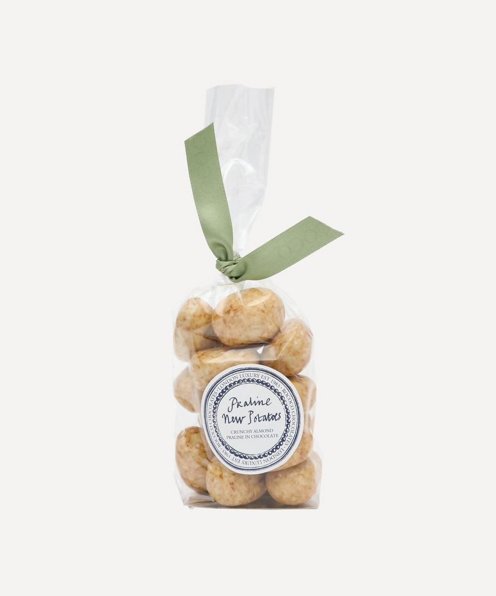 Rococo Jersey New Potatoes with Mint