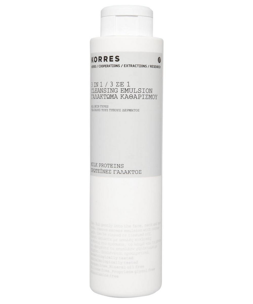 Milk Proteins 3 in 1 Cleansing Emulsion 200ml