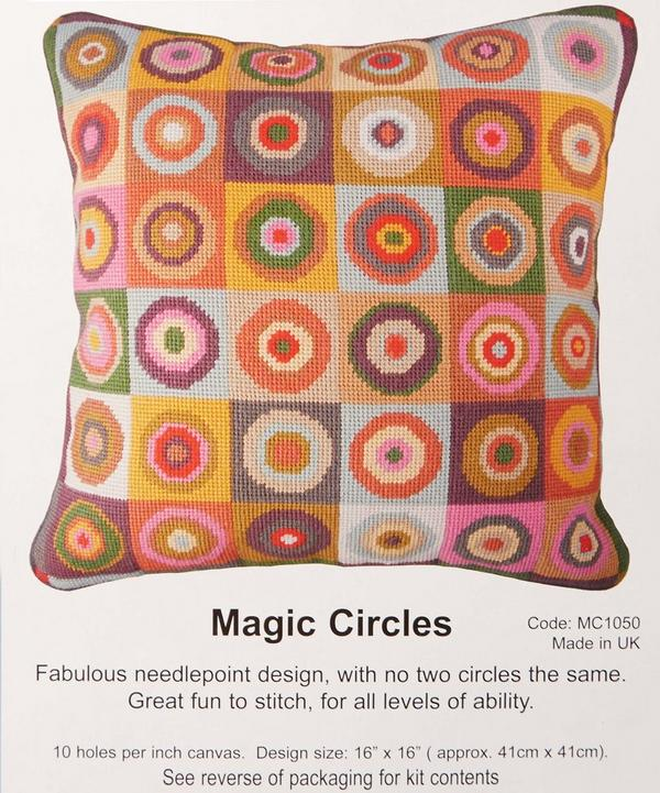 Magic Circles Tapestry Kit