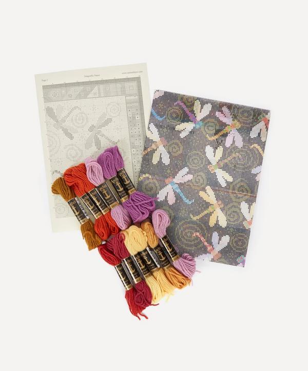 Animal Fayre Dragonfly Dance Tapestry Kit