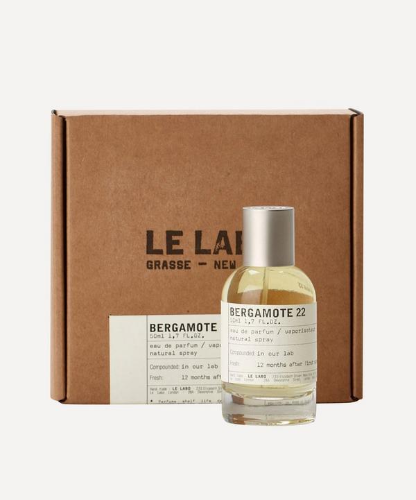 Bergamote 22 Eau de Parfum 50ml