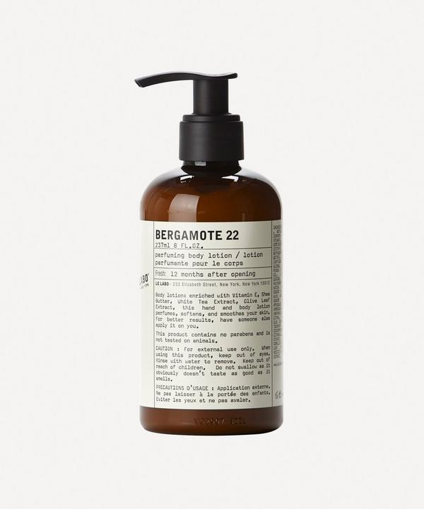 Bergamote 22 Hand And Body Lotion