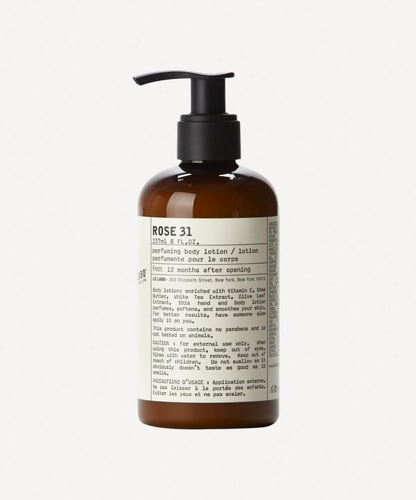 Rose 31 Hand And Body Lotion 237ml