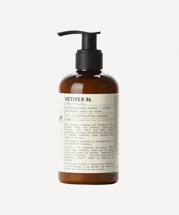 Vetiver 46 Hand And Body Lotion 237ml