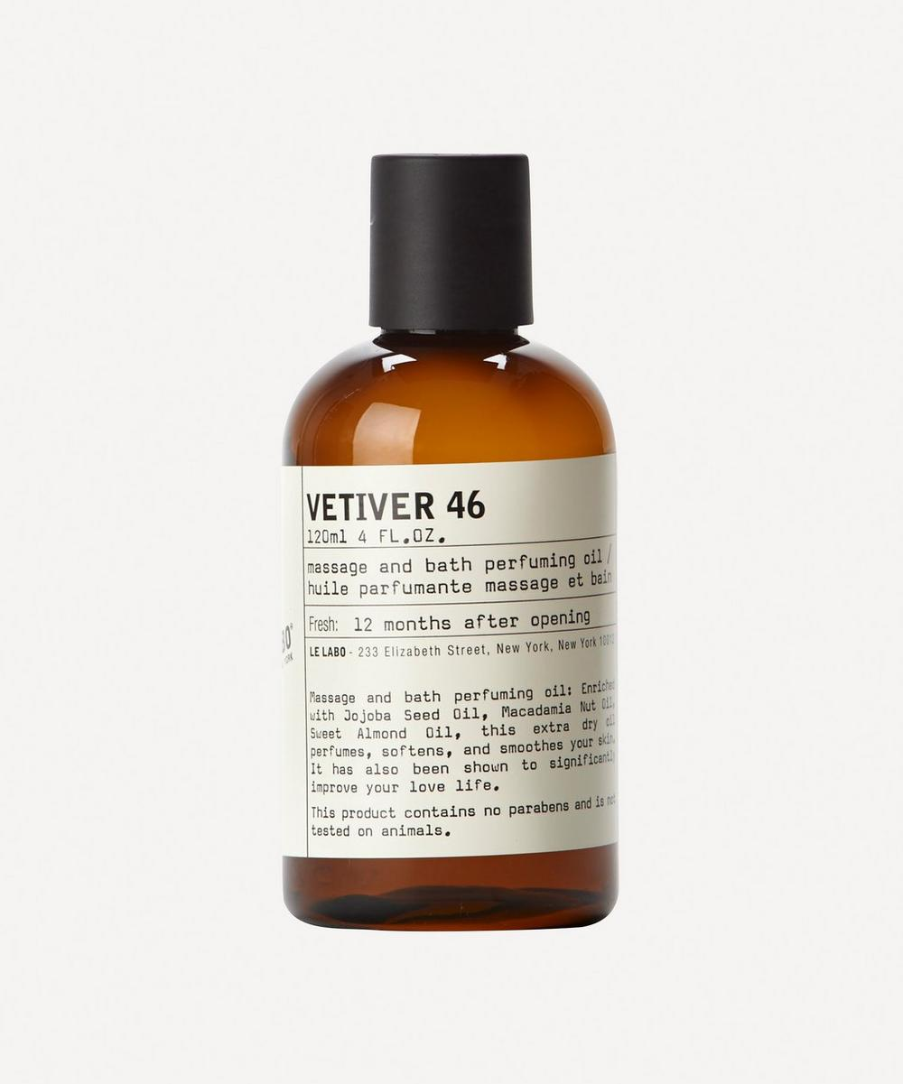 Vetiver 46 Body Oil 120ml