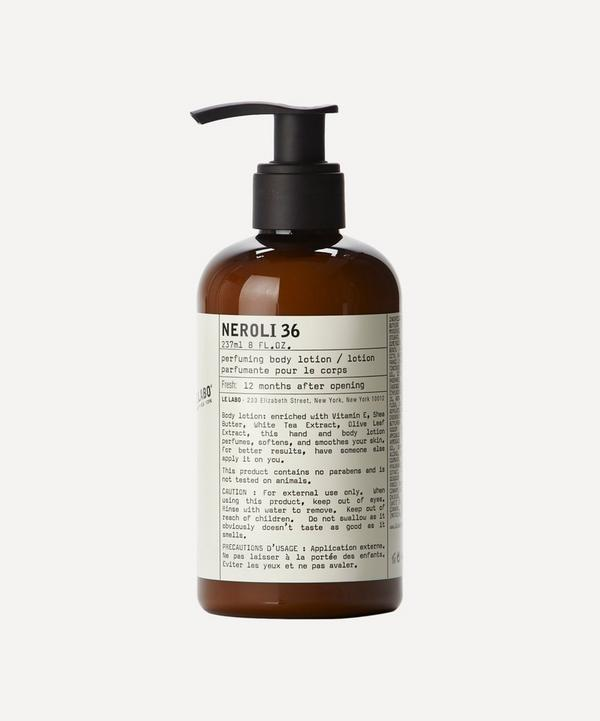 Neroli 36 Hand and Body Lotion 237ml