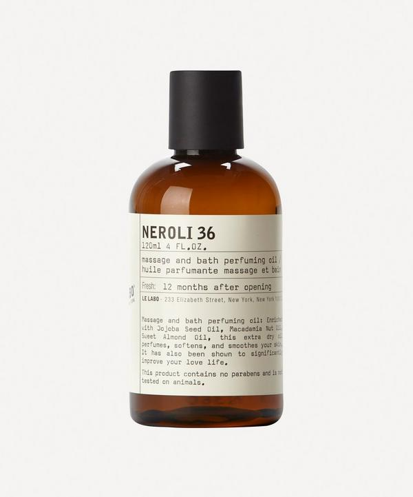 Neroli 36 Body Oil 118ml