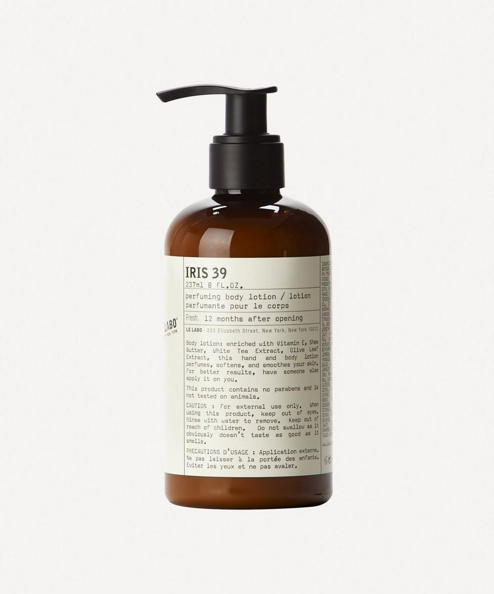IRIS 39 HAND AND BODY LOTION 237ML