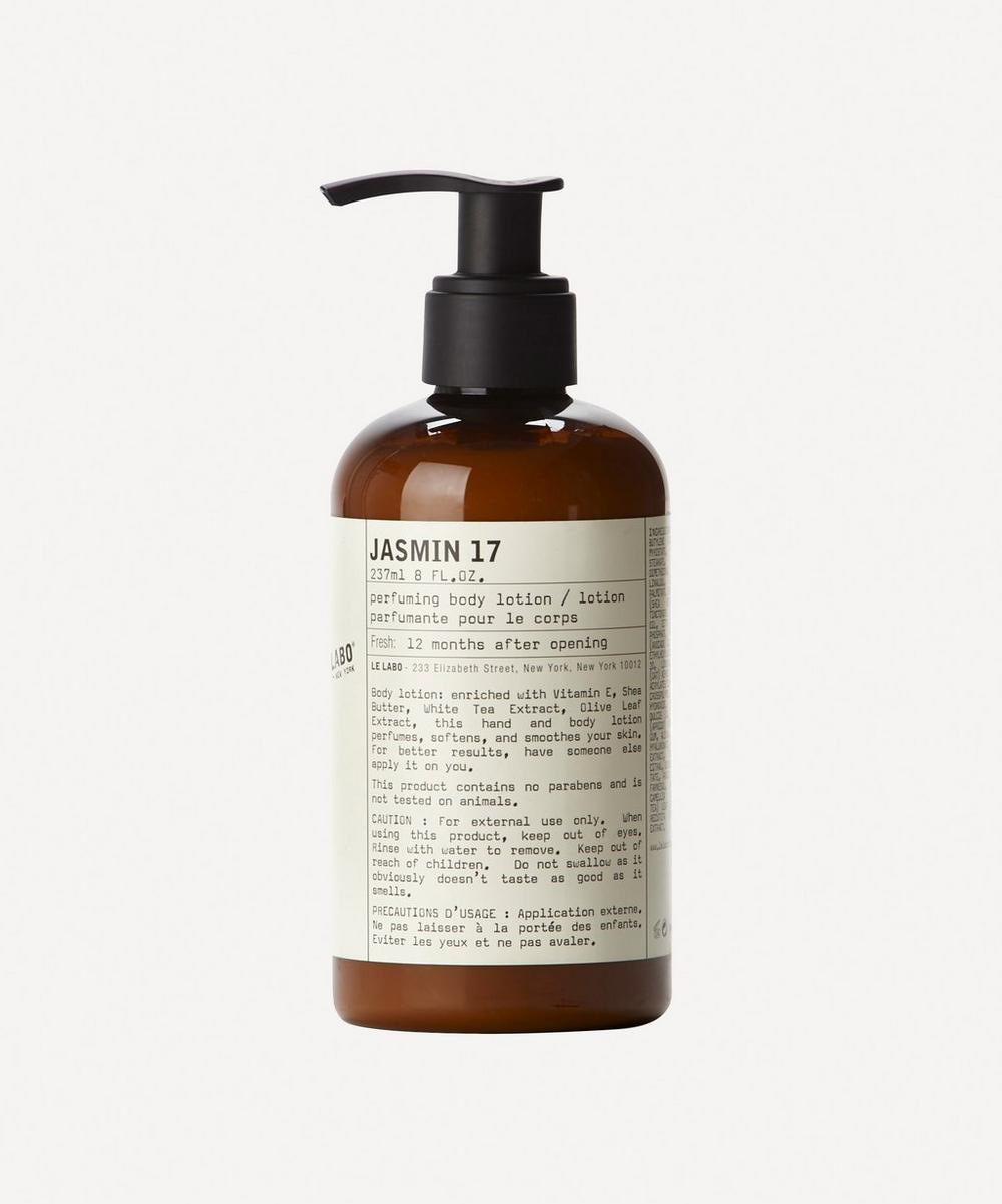 Jasmin 17 Hand and Body Lotion 237ml