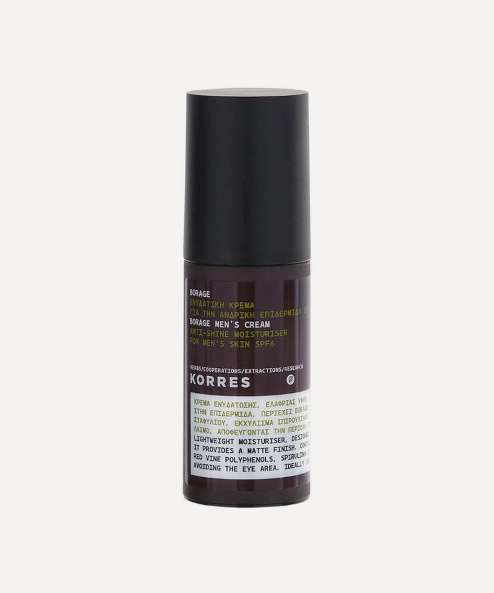 Borage Anti-Shine Moisturiser SPF 6 50ml