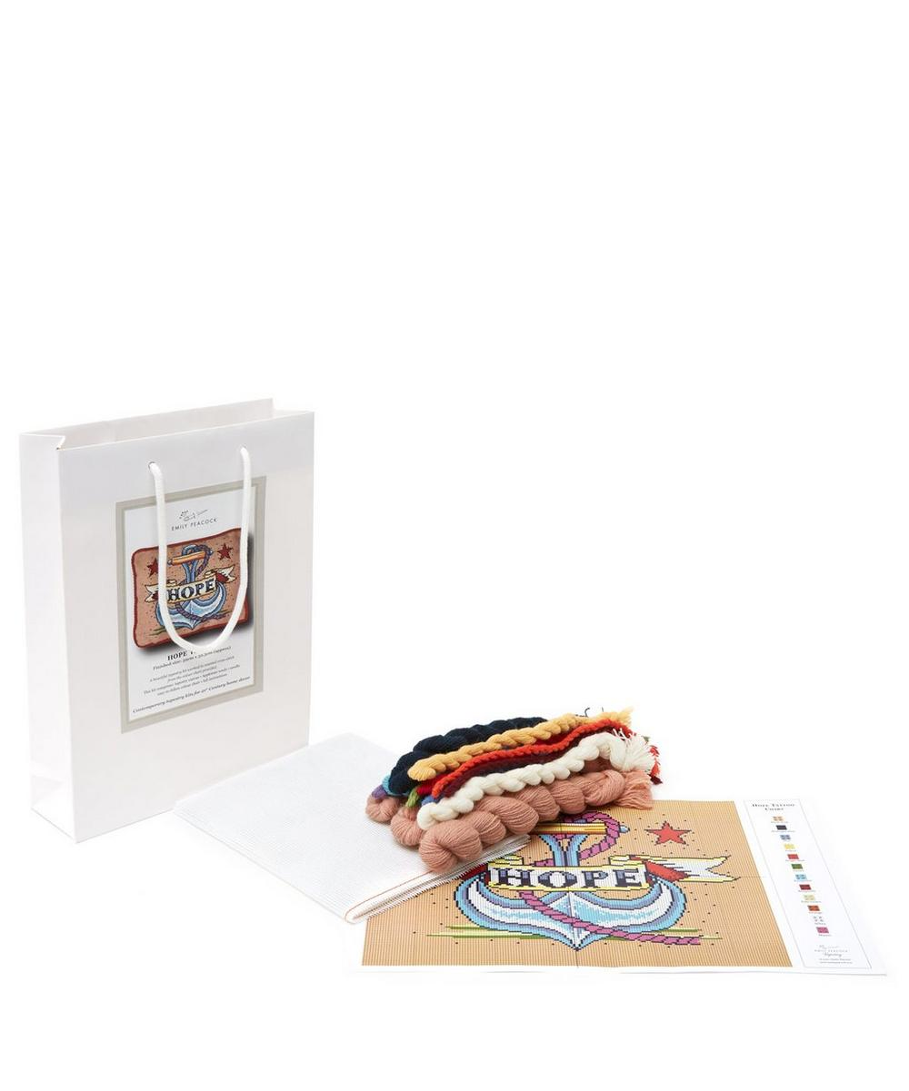 Hope and Anchor Tapestry Kit