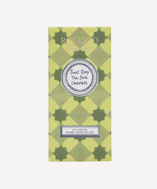 Earl Grey Tea Dark Chocolate Bar 70g