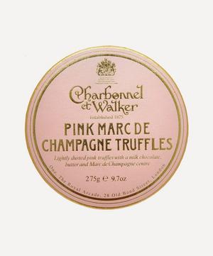Pink Marc de Champagne Truffles 275g