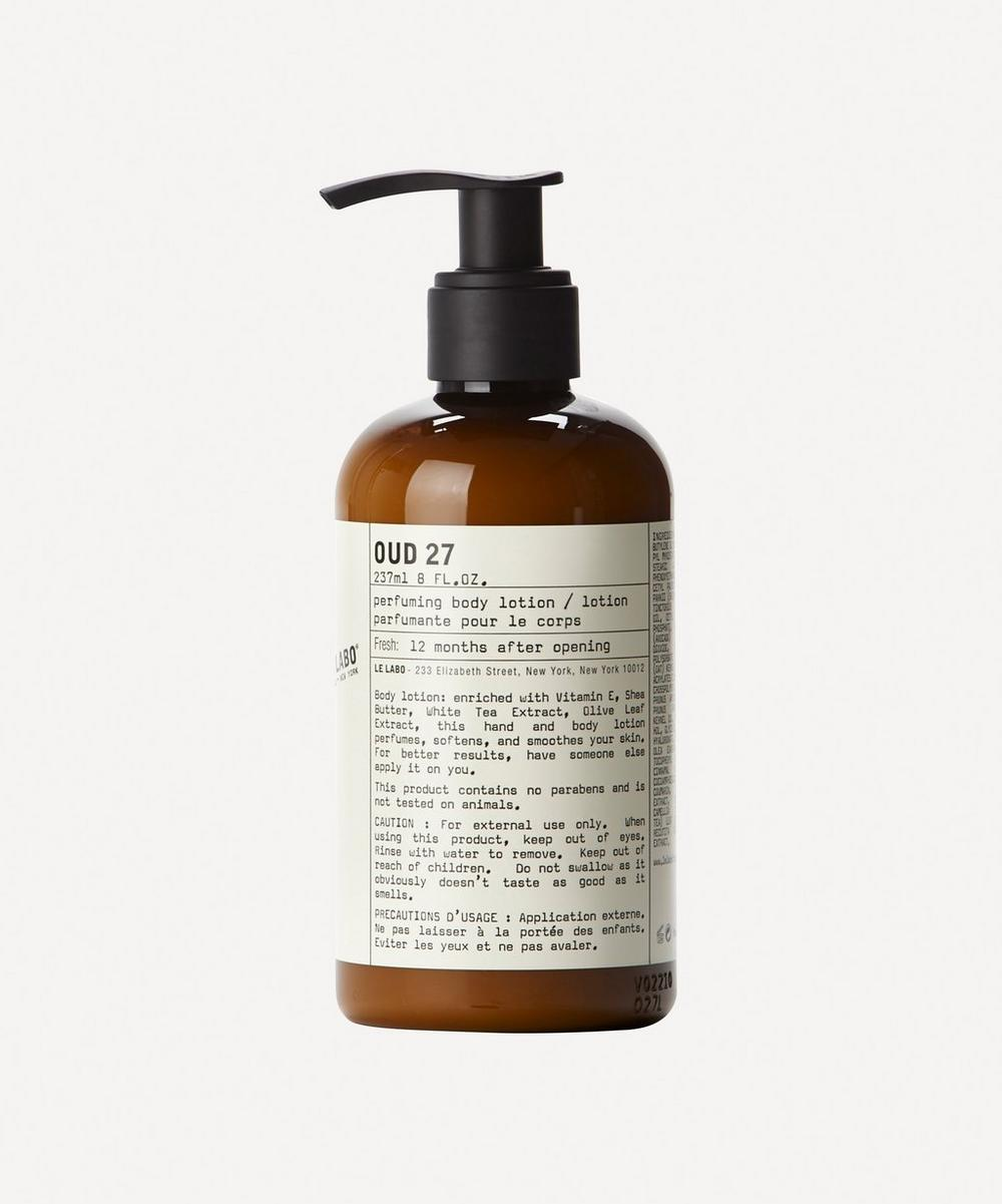 Oud 27 Hand and Body Lotion 237ml
