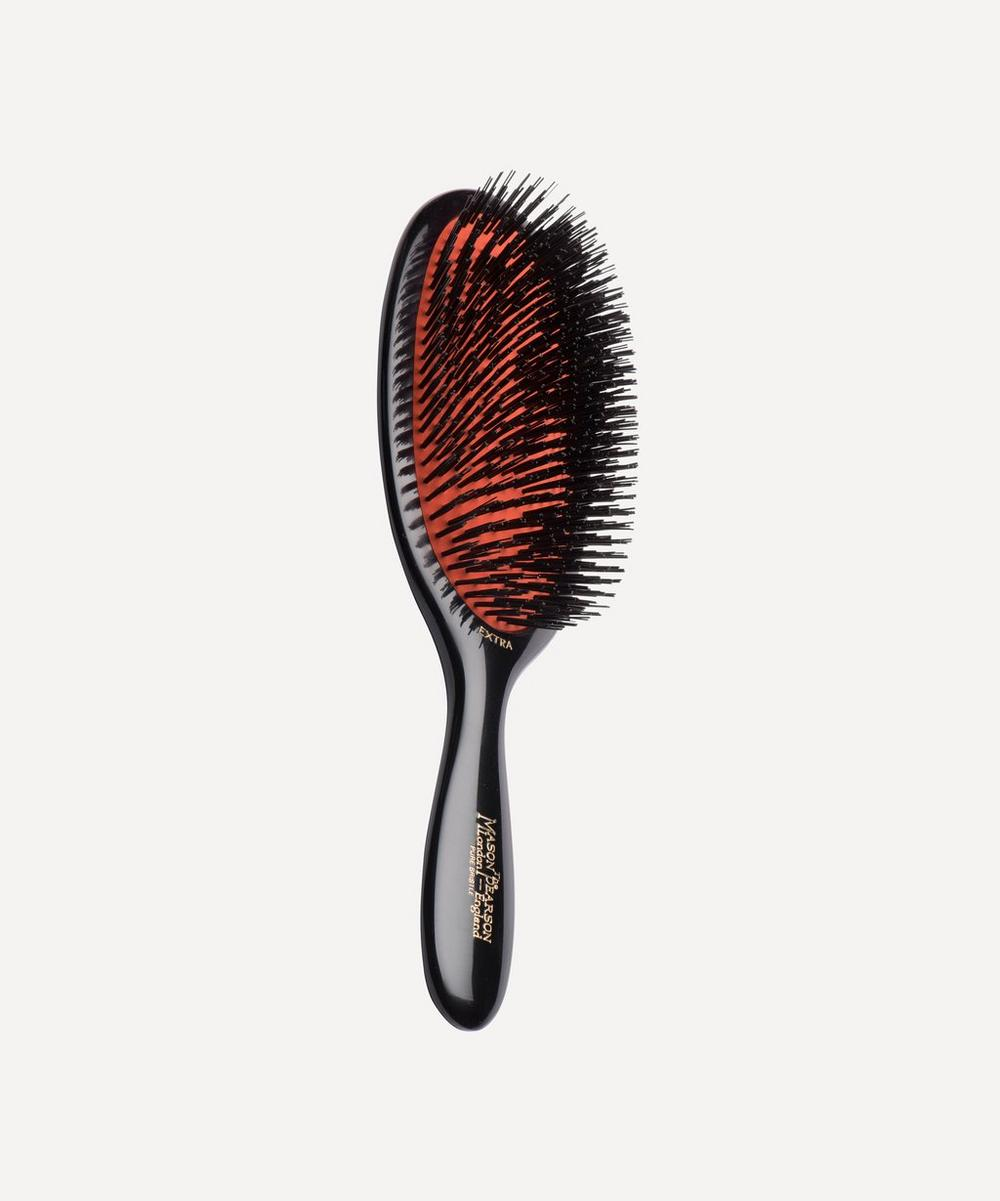 Extra Large Pure Bore Bristle B1 Hair Brush