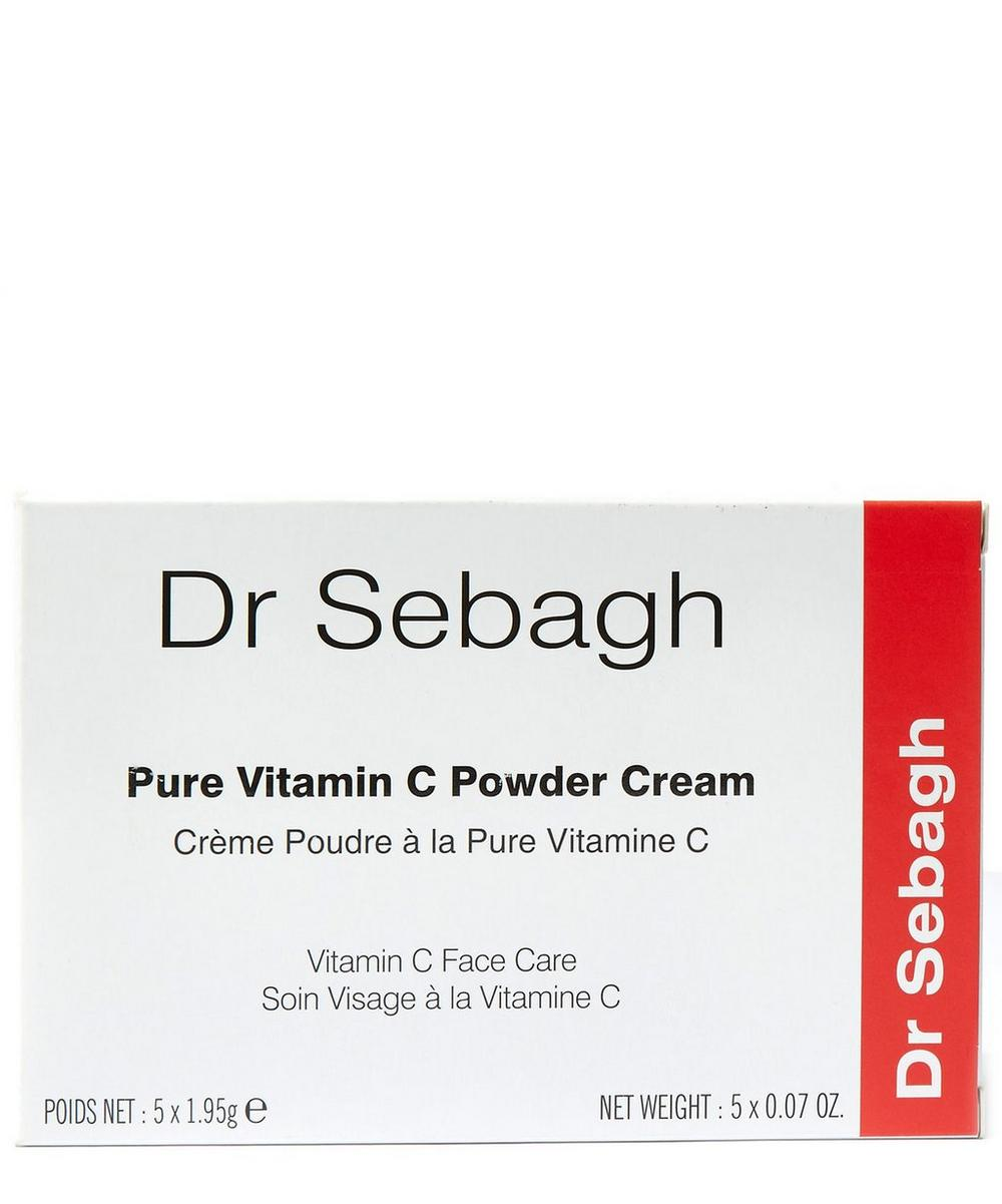 Pure Vitamin C Powder Cream
