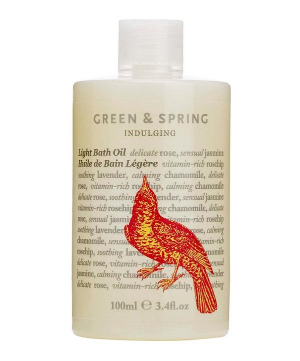 Indulging Light Bath Oil 100ml