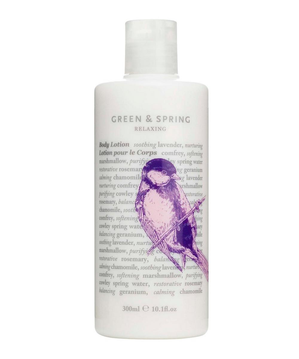 Relaxing Body Lotion 300ml