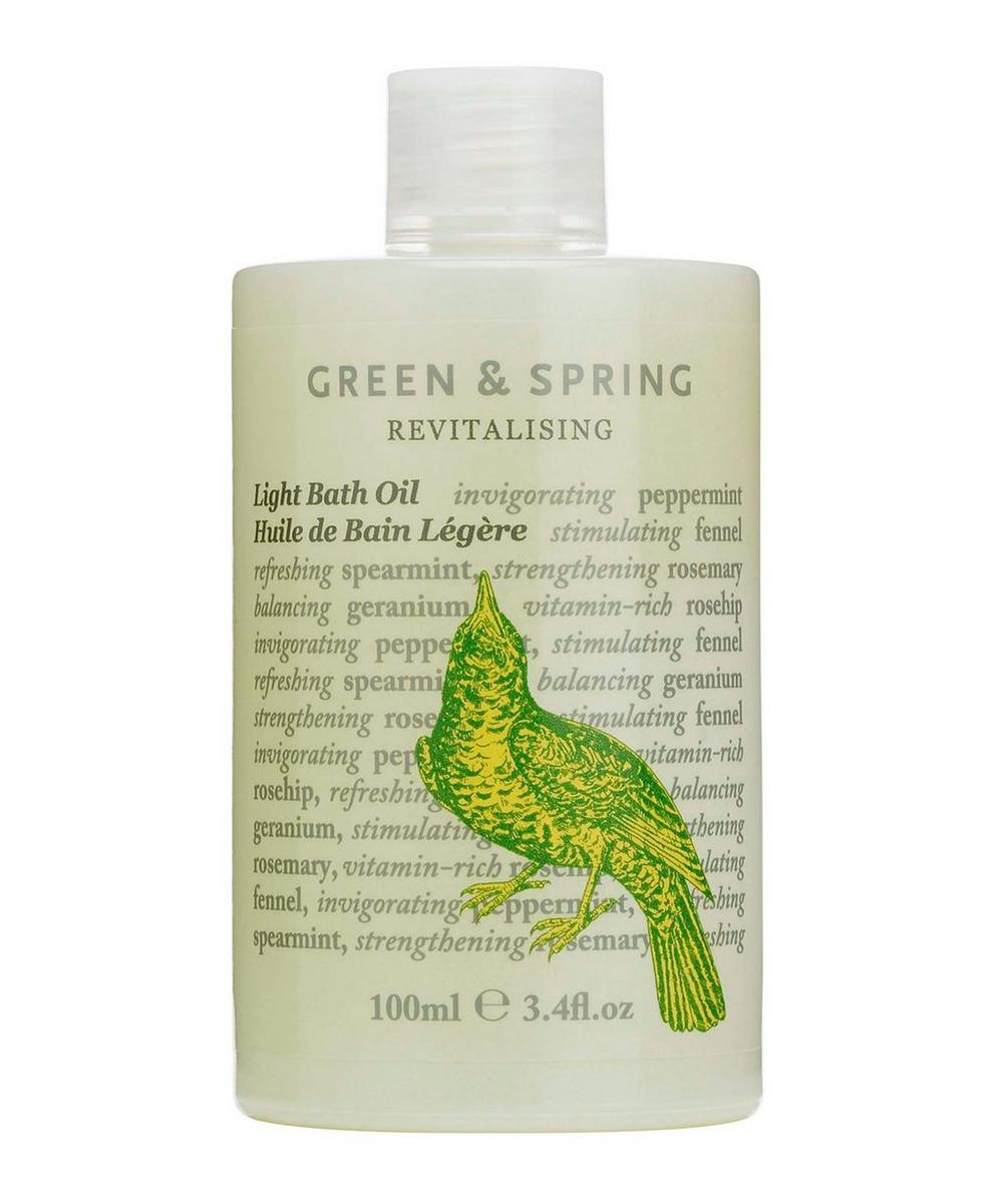 Revitalising Light Bath Oil 100ml