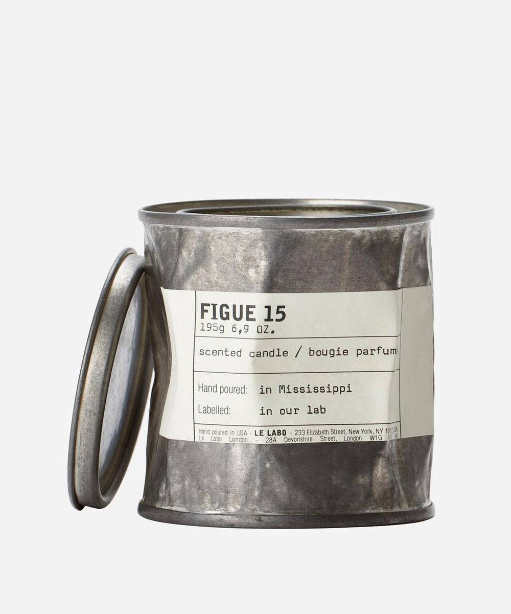 Figue 15 Vintage Candle