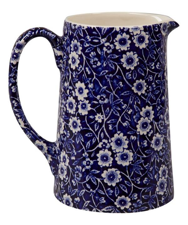 Calico Medium Tankard Jug