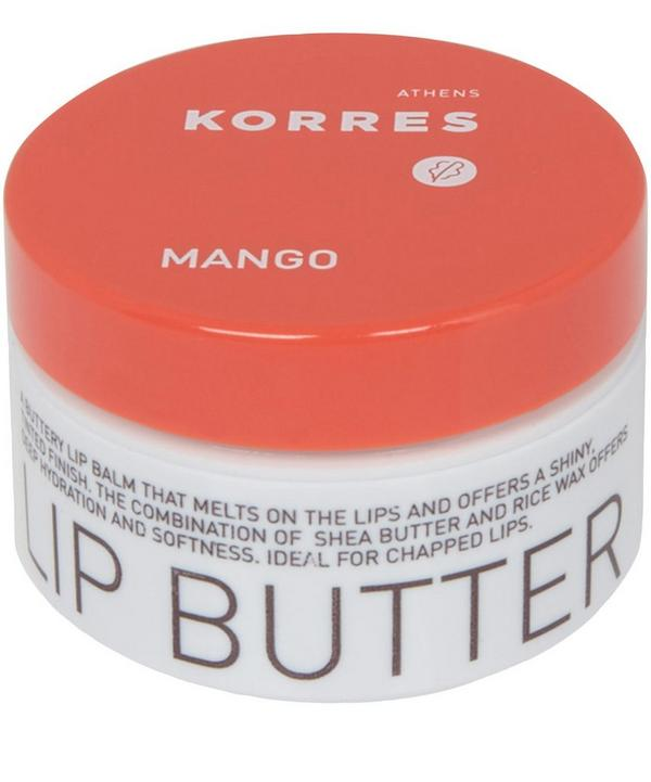 Mango Lip Butter